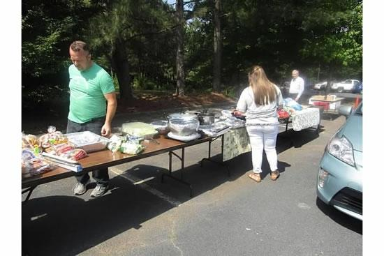 2016 Spring Picnic: Gupton-Jones College